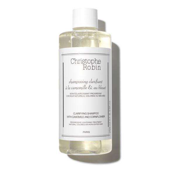 Clarifying Shampoo with Camomile & Cornflower, , large, image1
