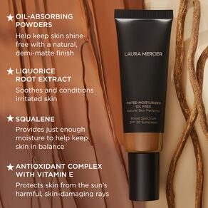 Tinted Moisturiser Oil Free Natural Skin Perfector, PETAL - 50ML, large