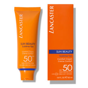 Sun Beauty Comfort Cream SPF50, , large