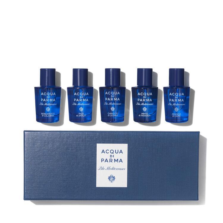Blu Mediterraneo Miniature Set, , large
