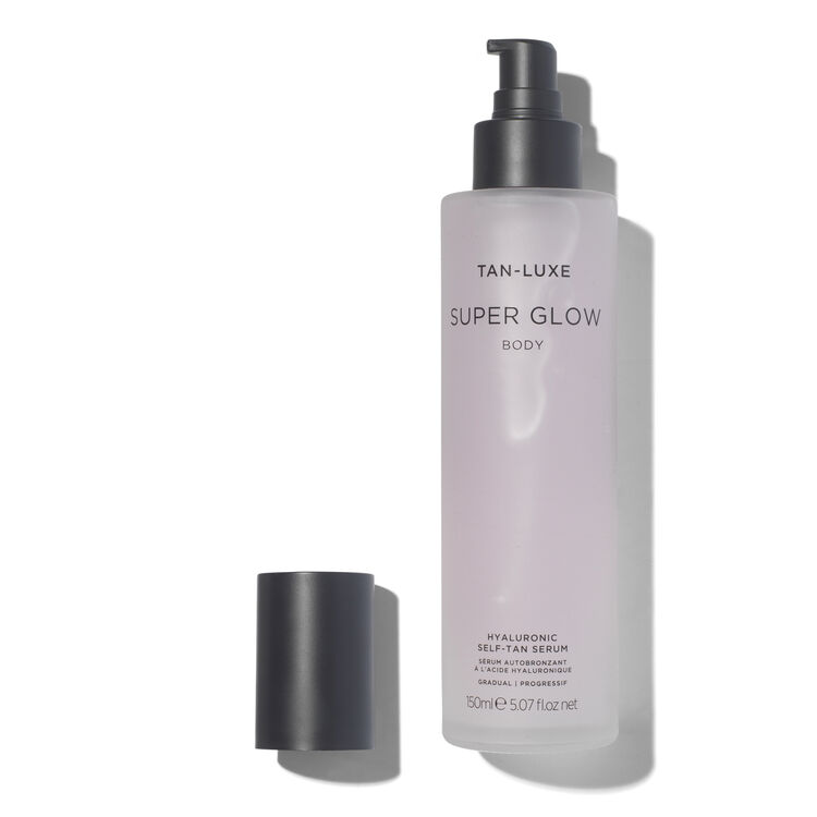 Super Glow Body Hyaluronic Self-Tan Serum, , large