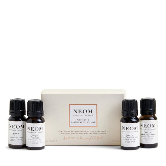 Wellbeing Essential Oil Blends, , large, image1