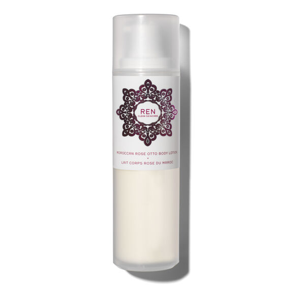 Moroccan Rose Otto Body Lotion, , large, image1