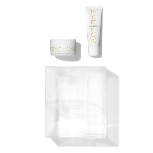 Cleanser and Rescue Mask Duo, , large, image2