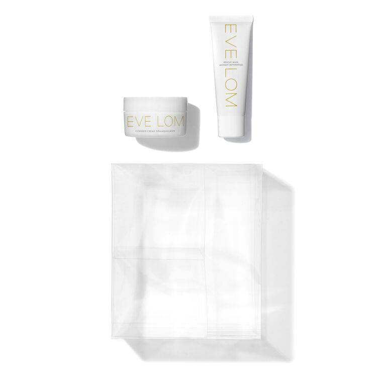 Cleanser and Rescue Mask Duo, , large