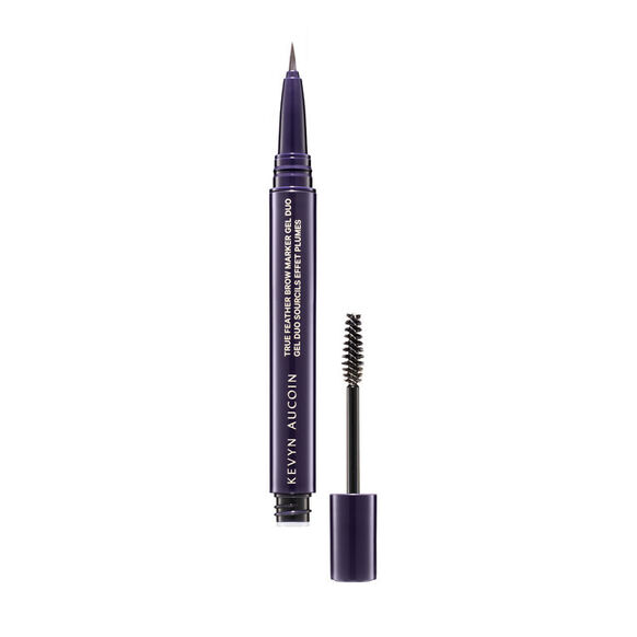 True Feather Brow Duo, BRUNETTE, large, image2