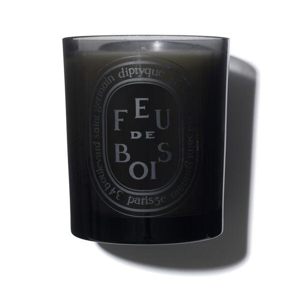 Feu de Bois Coloured Scented Candle 300g, , large, image1