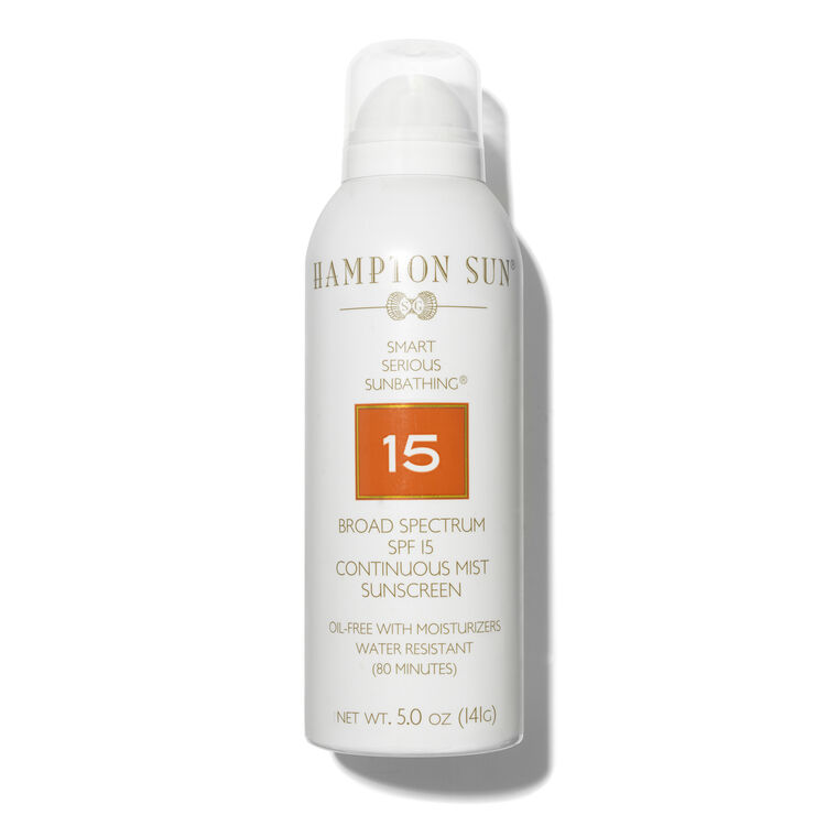 SPF15 Continuous Mist Sunscreen, , large