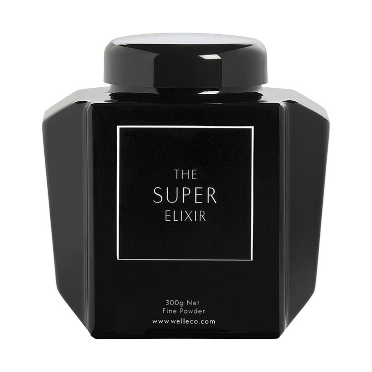 Super Elixir Greens Refillable Black Caddy, , large