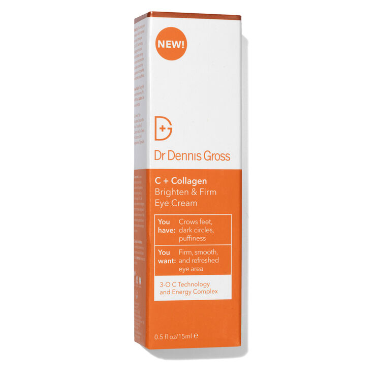 C + Collagen Brighten + Firm Eye Cream, , large