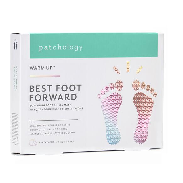 Best Foot Forward Softening Foot & Heel Mask, , large, image4