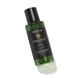 Peppermint & Avocado Volumizing & Clarifying Shampoo (2 oz), , large