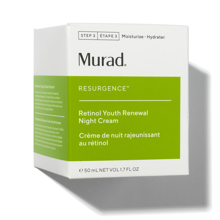 Retinol Youth Renewal Night Cream, , large