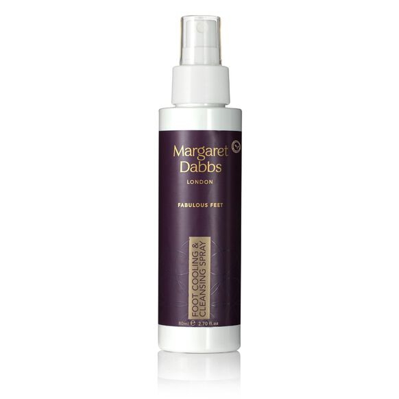 Foot Cooling & Cleansing Spray, , large, image1