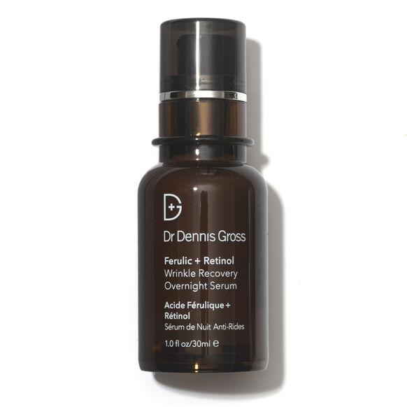 Ferulic + Retinol Wrinkle Recovery Overnight Serum, , large, image1