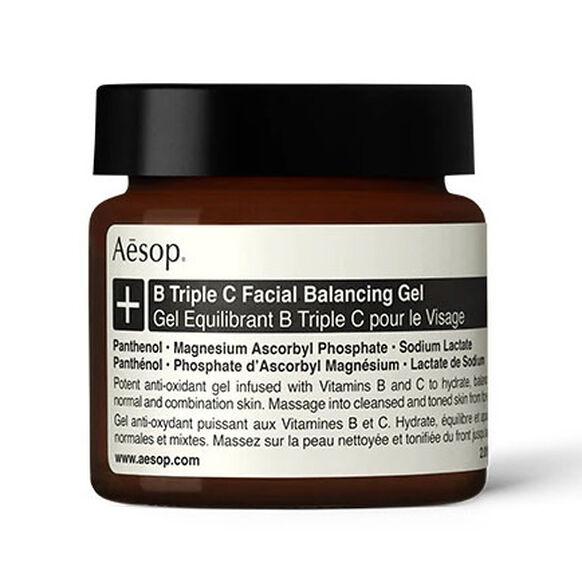 B Triple C Facial Balancing Gel, , large, image1