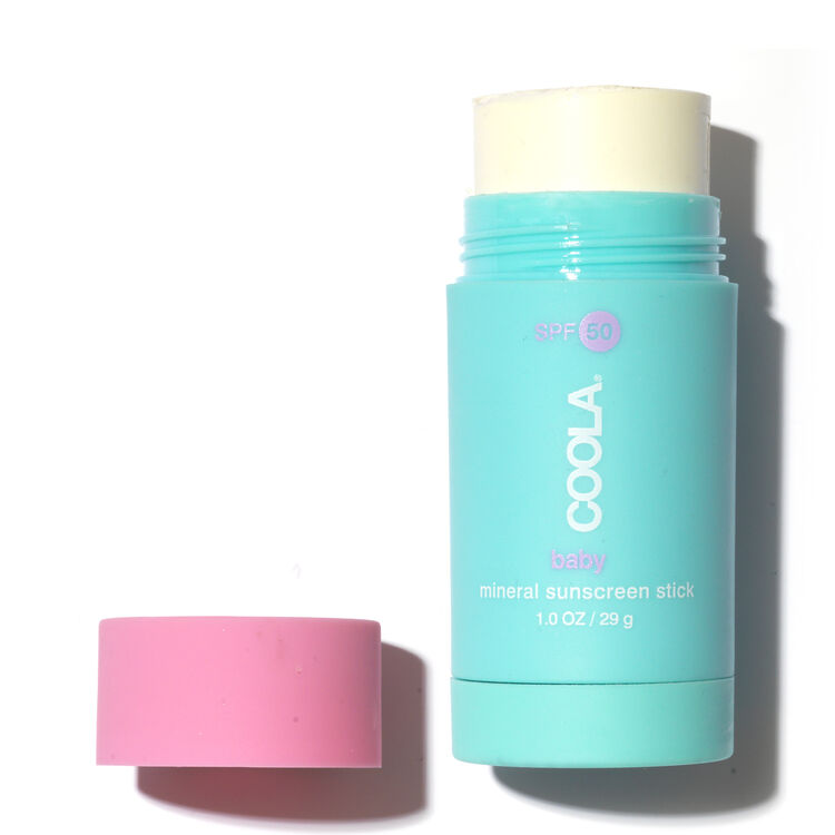 8da467ecd Coola SPF50 Mineral Baby Sunscreen Stick - Space.NK - GBP