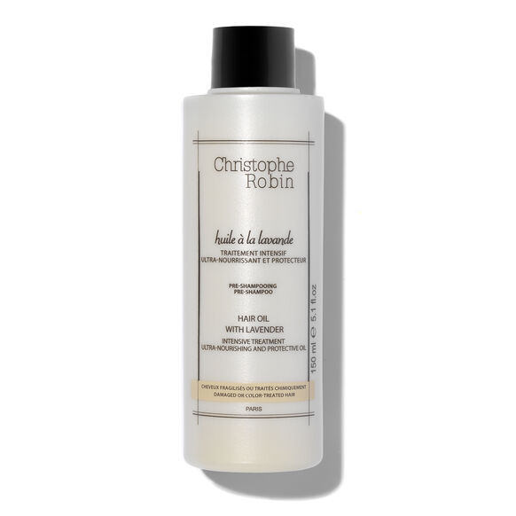 Moisturising Hair Oil with Lavender, , large, image1