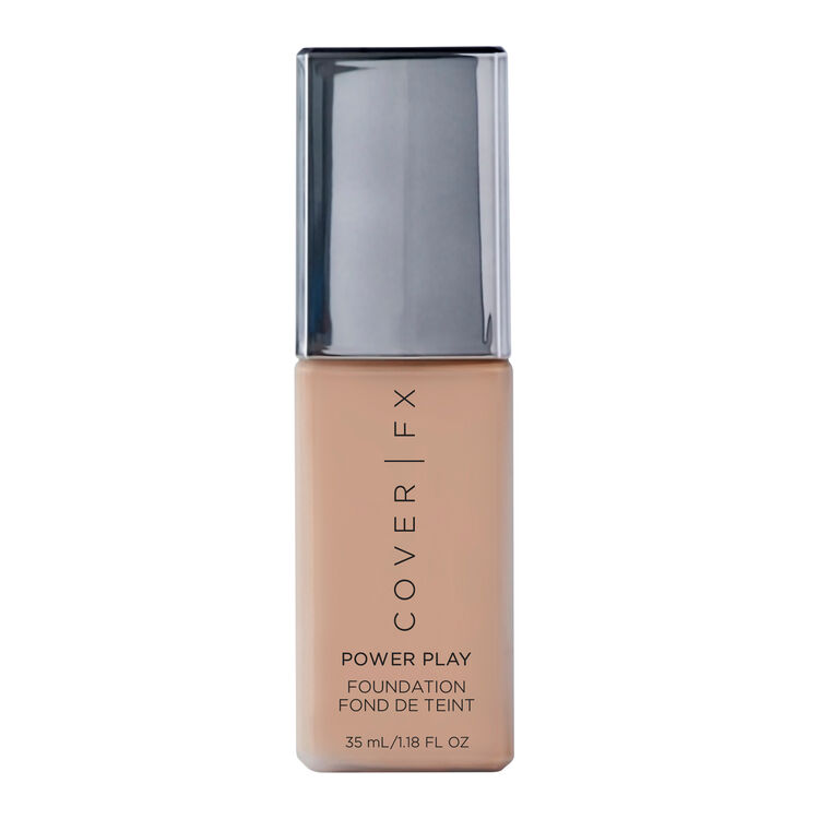 Power Play Foundation, N50, large