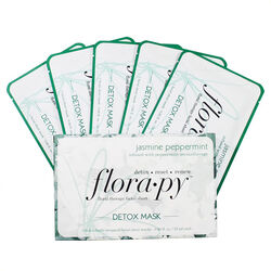 Detox Sheet Mask - Jasmine Peppermint, , large