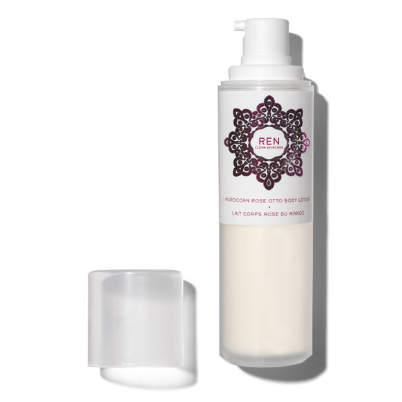 Moroccan Rose Otto Body Lotion, , large, image2