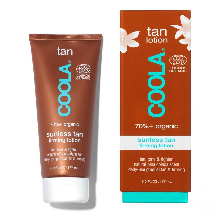 Organic Sunless Tan Firming Lotion, , large