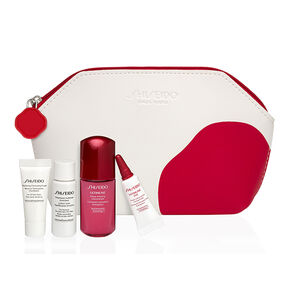 Receive when you spend €105 on Shiseido