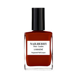 Harmony Oxygenated Nail Lacquer by Nailberry, OXYGYNATED BERRY PINK, large