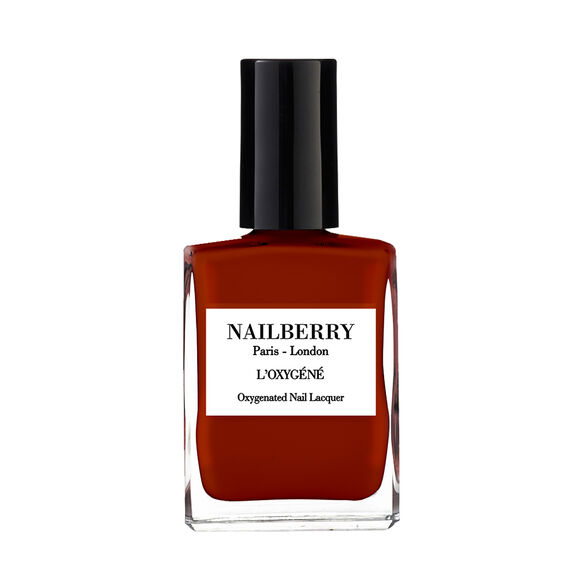 Harmony Oxygenated Nail Lacquer by Nailberry, OXYGYNATED BERRY PINK, large, image_1