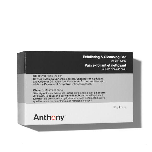Exfoliating + Cleansing Bar, , large, image2