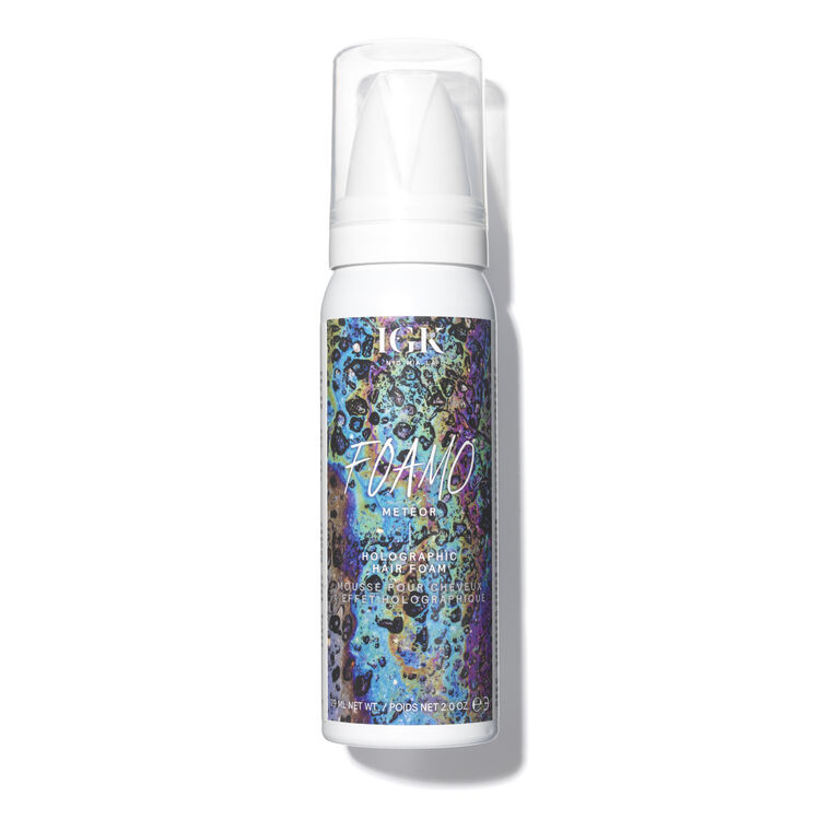 Foamo Holographic Hair Foam, , large