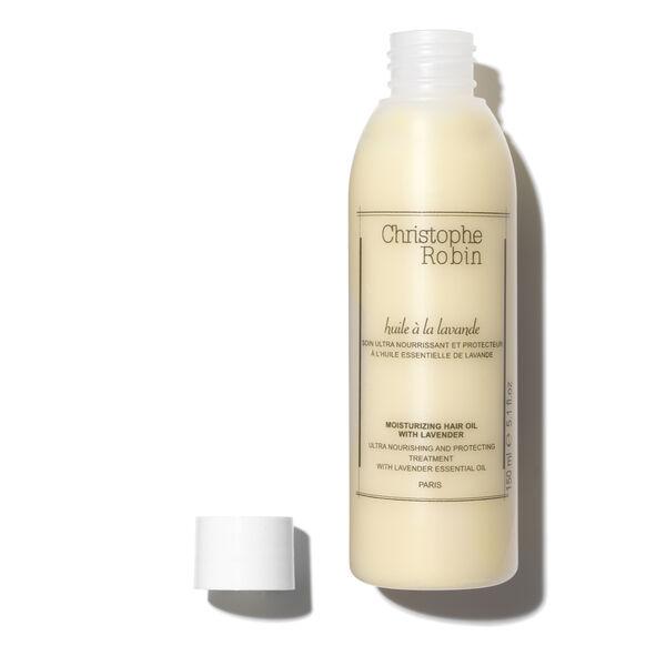 Moisturising Hair Oil with Lavender, , large, image2