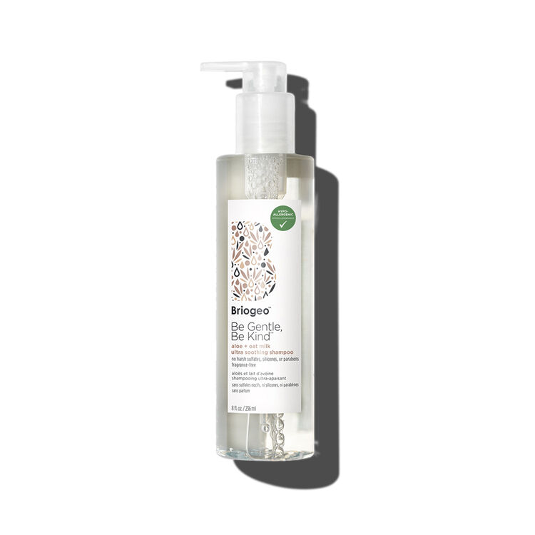 Be Gentle, Be Kind Aloe + Oat Milk Ultra Soothing Shampoo, , large
