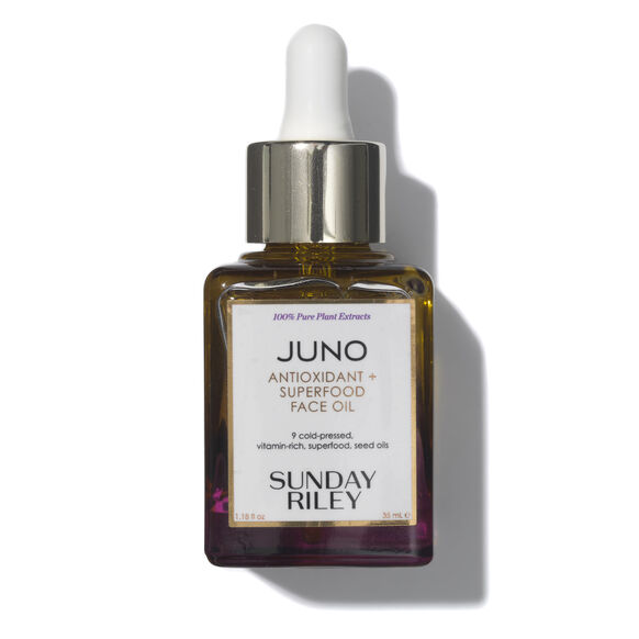 Juno Antioxidant + Superfood Face Oil, , large, image1
