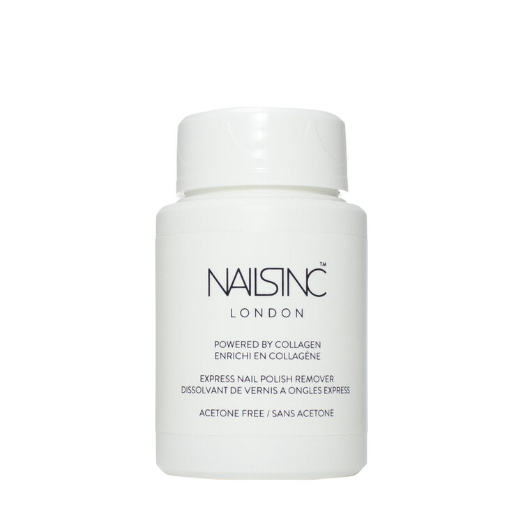 Nail Polish Express Remover Powered by Collagen, , large