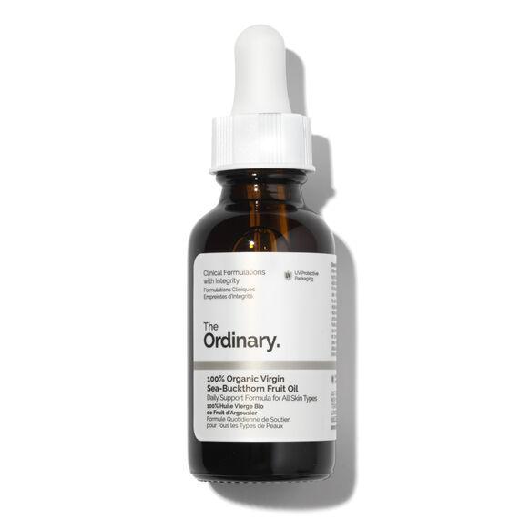 100% Organic Virgin Sea-Buckthorn Fruit Oil, , large, image1