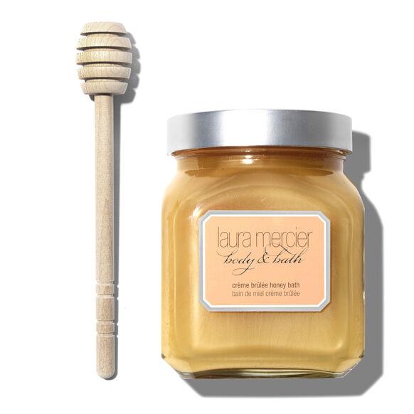 Creme Brulee Honey Bath, , large, image_1