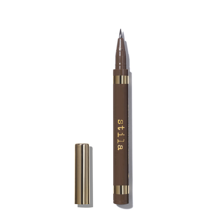 Stay All Day Waterproof Brow Colour, DARK, large