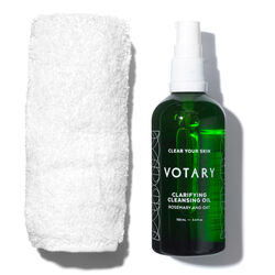 Clarifying Cleansing Oil - Rosemary & Oat, , large