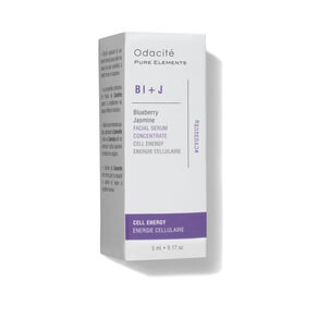 Bl+J Cell Energy Serum Concentrate (Blueberry + Jasmine), , large
