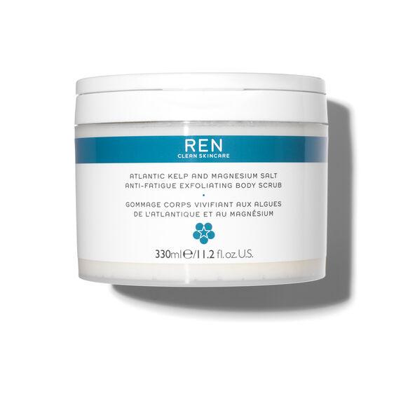 Atlantic Kelp & Magnesium Salt Anti-Fatigue Exfoliating Body Scrub, , large, image1