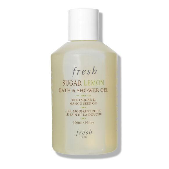 Sugar Lemon Bath & Shower Gel, , large, image_1