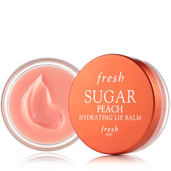 Sugar Hydrating Lip Balm, Peach, large