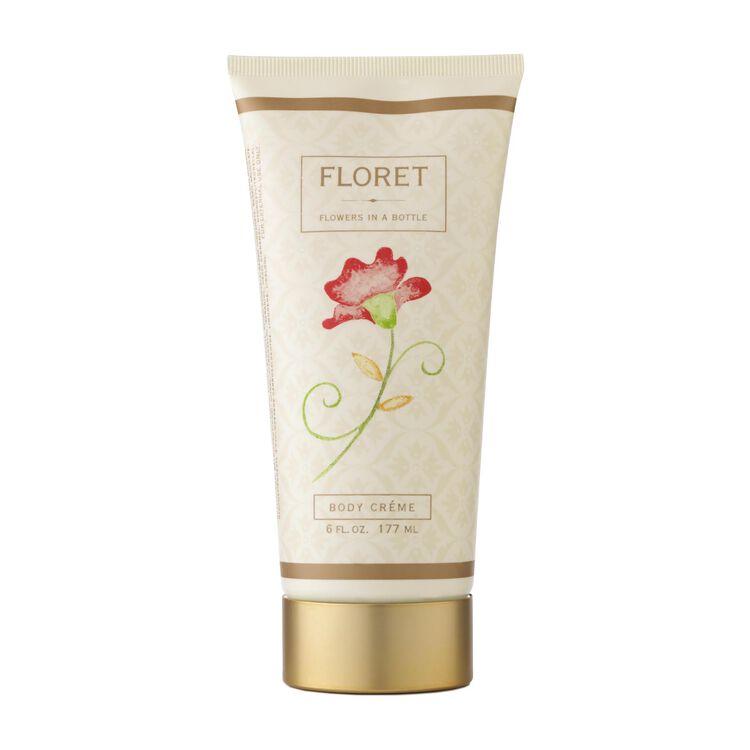 Floret Body Creme 177ml/6oz, , large