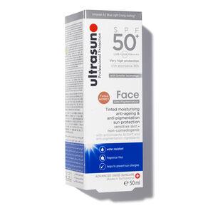Tinted Anti Pigmentation Face SPF 50, , large