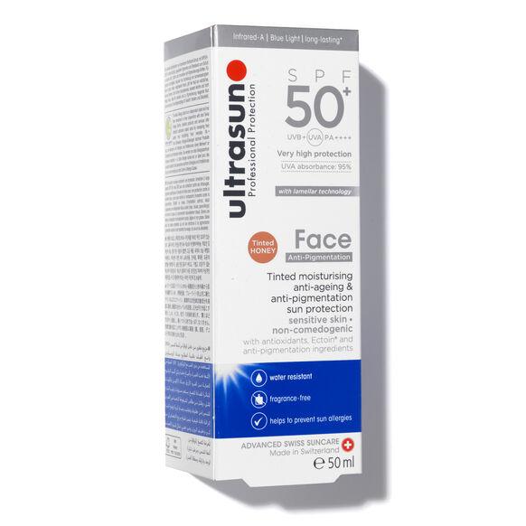 Tinted Anti Pigmentation Face SPF 50, , large, image5