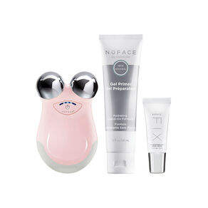 Mini Facial Toning Device Blush