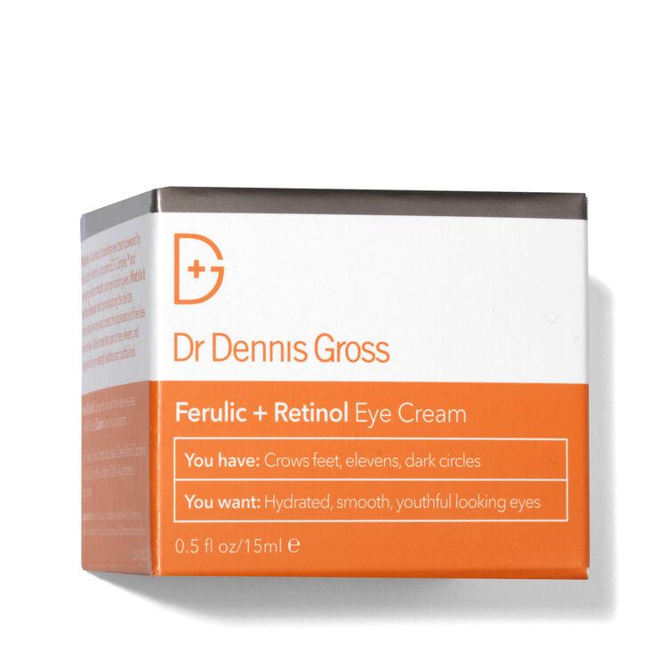 Ferulic + Retinol Eye Cream, , large