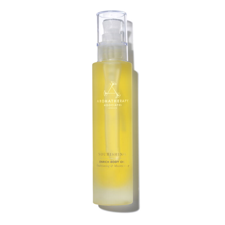 Enrich Massage and Body Oil 100ml, , large