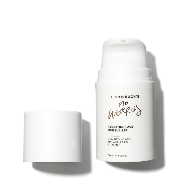 NO WORRIES Hydrating Face Moisturizer, , large